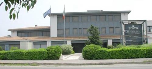 Vista edificio Gruppo Tonon